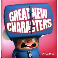 CUBE COLLECTION:GREAT NEW CHARACTERS