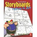 STORYBOARDS : MOTION IN ART
