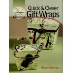 MAKE IT IN MINUTES:QUICK & CLEVER GIFT WRAPS