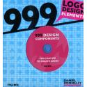 999 DESIGN COMPONENTS YOU CAN USE TO CREATE LOGOS